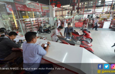 Bengkel Resmi Motor Honda Dapat Pengakuan Pelayanan Terbaik - JPNN.com