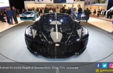 Penasaran dengan Mobil Listrik Bugatti Hasil Bantuan Rimac - JPNN.com