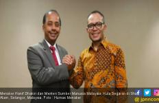 Kunjungi Malaysia, Menaker Bicarakan Kerja Sama Pelatihan Vokasi - JPNN.com