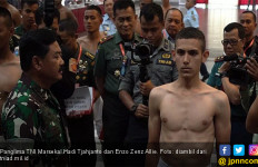 Enzo, Yatim Keturunan Prancis yang Lancar Baca Alquran Itu Lulus jadi Taruna Akmil, Lihat Videonya - JPNN.com