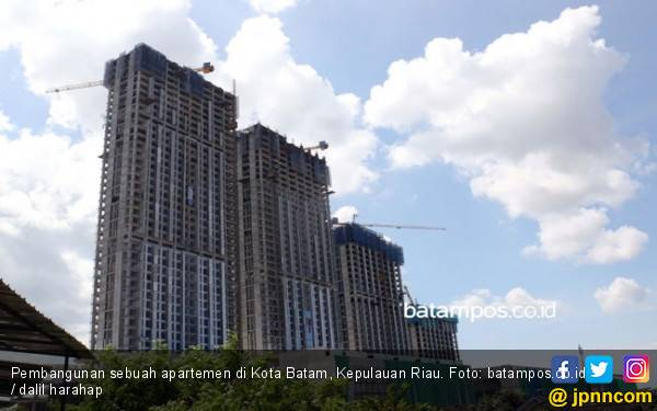Lahan Makin Sempit, Pembangunan Permukiman di Batam akan Vertikal - JPNN.com