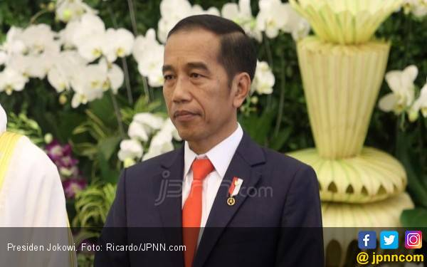 Jokowi Dinilai Presiden Terburuk soal Pemberantasan Korupsi, Melebihi Soeharto - JPNN.com