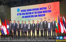 Special SOM AMAF ke-40, Indonesia Tekankan Pentingnya Revolusi Industri Pertanian - JPNN.com