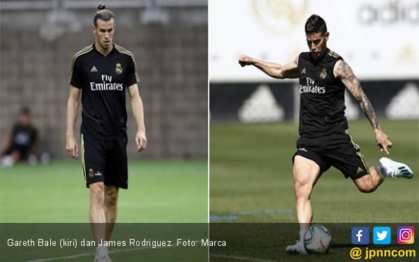 Real Madrid Tinggalkan James Rodriguez, Gareth Bale dan Mariano Diaz - JPNN.com