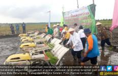 Cara Kementan Majukan Pertanian Bangka Selatan - JPNN.com
