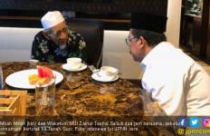2 Pesan Penting Mbah Moen Sebelum ke Tanah Suci Disampaikan ke Zainut - JPNN.com
