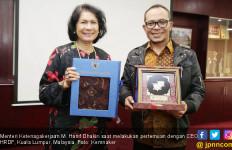 Indonesia - Malaysia Sharing Informasi soal Konsep SDF dan UB - JPNN.com