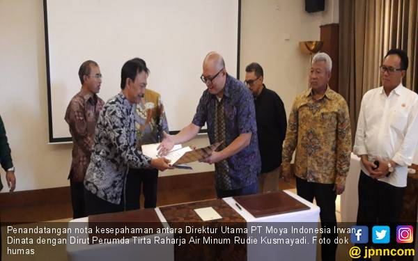 Kabupaten Bandung Perluas Cakupan Layanan Air Bersih - JPNN.com