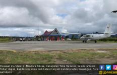 Kemenhub Akan Perpanjang Landasan Pacu Bandara Sibisa - JPNN.com
