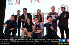Bekraf Bawa 10 Perusahaan Gim Indonesia Gebrak Eropa via Archipelageek - JPNN.com