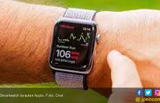 Penjualan Smartwatch Apple Naik 44 Persen - JPNN.com