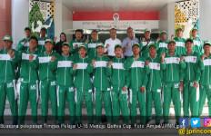 Timnas Pelajar Indonesia U-16 Dilepas Sesmenpora ke Gothia Cup Tiongkok 2019 - JPNN.com