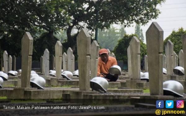 Pengumuman! Kaveling di TMP Kalibata Tinggal Sebegini - JPNN.com