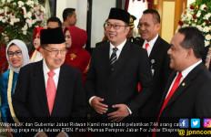 Wapres JK: Pamong Praja Muda IPDN Harus Berkontribusi dalam Pembangunan Nasional - JPNN.com