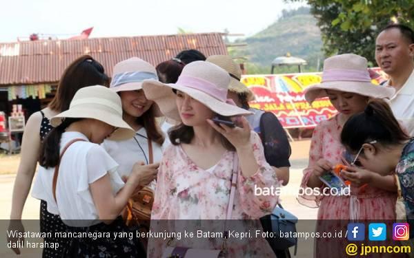 Kunjungan Wisman ke Kepri Meningkat, Peringkat Kedua setelah Bali - JPNN.com