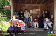 Nagoro, Desa Jepang Berpenduduk 350 Boneka dan 27 Manusia - JPNN.com