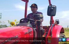 Sejak 2017, Alsintan di Bangka Selatan Dikelola Brigade - JPNN.com