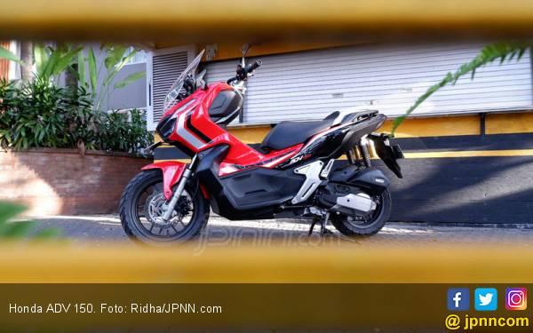 Rumor Honda ADV dengan Mesin 250 CC, Ini Tanggapan AHM - JPNN.com