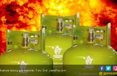 Tabung Gas Meledak, Dua Warga Terbakar - JPNN.com