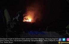 Kawasan Hutan Wisata Alam Bukit Bintang Sengaja Dibakar - JPNN.com