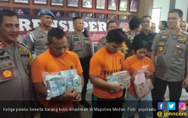 Dalang Kasus Perampokan Mobil Vendor Pengisi Mesin ATM Ternyata... - JPNN.com