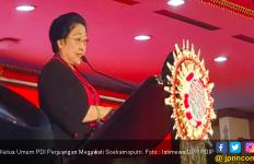 Megawati Bela Ahok di Hadapan Elite Parpol dan Pejabat Tinggi - JPNN.com