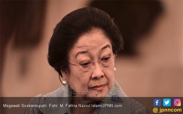 Respons Megawati Soekarnoputri Terkait Penusukan Wiranto di Pandeglang - JPNN.com
