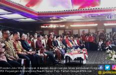 Jokowi Datang dengan Pakaian Adat Bali, Ahok Pakai Baju PDIP - JPNN.com