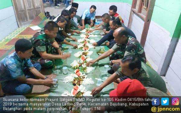 TMMD Mempererat Hubungan Prajurit TNI dan Masyarakat - JPNN.com