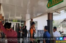 Abdul Lahab Tewas Terkapar, Dua Timah Panas Bersarang di Dadanya - JPNN.com
