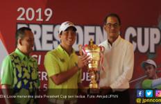 Pegolf Indonesia Kuasai Gelar Juara Golf President Cup Seri Kedua - JPNN.com