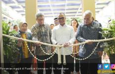 Menaker Hanif Meresmikan Masjid K.H Abdurrahman Wahid - JPNN.com