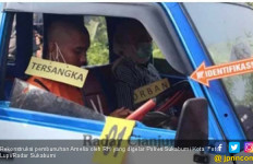 Keluarga Gadis Alumnus IPB Histeris Melihat Rekonstruksi Adegan Pembunuhan - JPNN.com