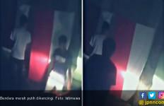 Polisi Akan Selidik Video Pemuda Kencingi Bendera Merah Putih - JPNN.com