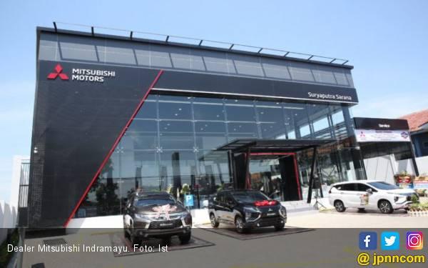 MMKSI Genjot Penjualan Mitsubishi di Indramayu - JPNN.com
