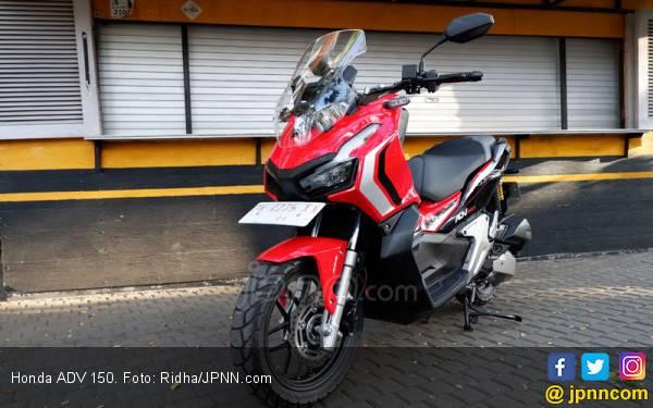 Honda ADV 150 Diminati di Jawa Timur, Ini Perincian Harganya - JPNN.com