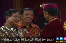 Muncul di Kongres PDIP, Apa Budi Gunawan yang Memboyong Prabowo Subianto? - JPNN.com