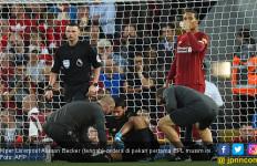 Alisson Becker jadi Tumbal Kemenangan Pertama Liverpool di Premier League - JPNN.com