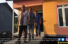OSO Bagikan 50 Rumah Buat Saudara di Sukadana, Gratis, Cara Pembagiannya Unik - JPNN.com
