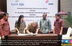 Bank BJB Salurkan Kredit Permodalan Kepada PT RNI - JPNN.com