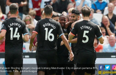 Hat-trick Sterling dan Drama VAR Warnai Keganasan City di Kandang West Ham - JPNN.com