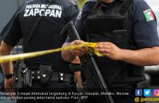 Gangster Meksiko Unjuk Kebrutalan di Bar, Banjir Darah - JPNN.com
