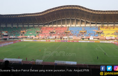 Persija Jakarta vs Bhayangkara FC, Laga Kandang Minim Penonton - JPNN.com