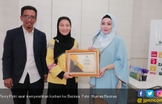 Terry Putri Berkurban Melalui Baznas - JPNN.com