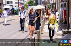 Jepang Dilanda Cuaca Superpanas, Seperti Kena Kutukan - JPNN.com