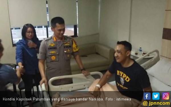 Penembakan Bandar Narkoba Penganiaya Kapolsek Patumbak Sudah Sesuai Prosedur - JPNN.com