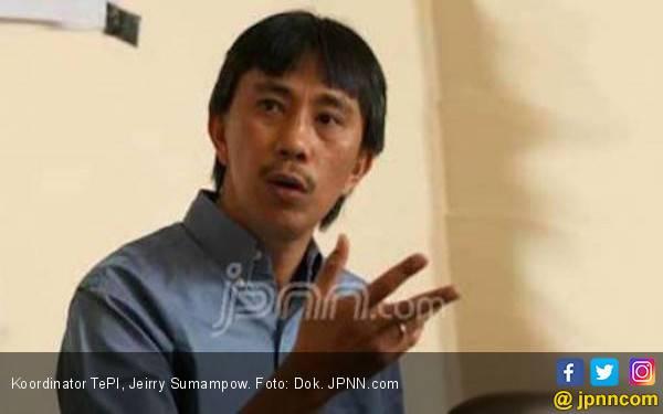 Jeirry Sumampow Sampaikan Lima Catatan Terkait Calon Menteri - JPNN.com