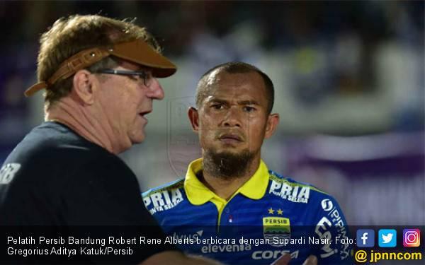 Robert Rene Alberts Beber Kelemahan Terbesar Persib Bandung - JPNN.com