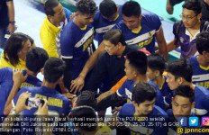 Hancurkan DKI Jakarta, Tim Voli Putra Jabar Juara Pra-PON 2020 - JPNN.com