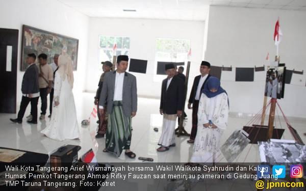 Tebarkan Semangat Persatuan, Pameran Foto Kotret Dipuji Wali Kota Tangerang - JPNN.com